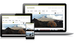 WordPress ECT WP Outdoors