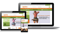 Responsive Design Deals Ecomm Plus
