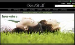 CSS Virtual Black Stuff Online Store