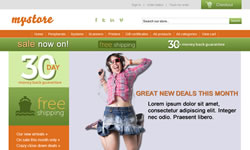 CSS Virtual Deals Online Store